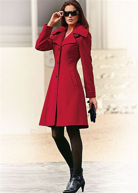 A Line Coat tailored a line coat from venus sizes 2 14