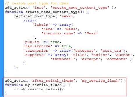 wordpress rewrite tutorial tutorial to create custom post type in wordpress learn