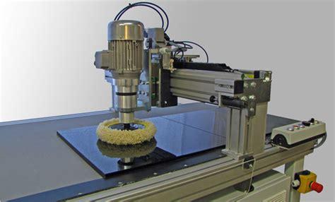 Corian Schleifen Polieren by Schleifmaschine Poliermaschine Polishing Sanding Machine