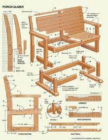 Outdoor Loveseat With Canopy Pdf Woodwork Bench Glider Plans Download Diy Plans The