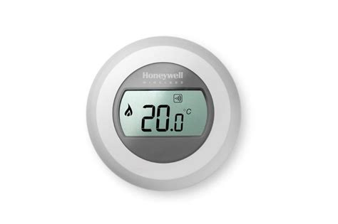 honeywell home comfort honeywell evohome single zone thermostat wireless