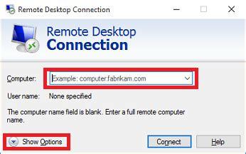 windows 10 remote desktop tutorial rd windows 10 information technology uwsp