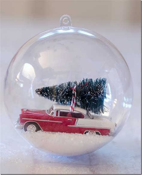glass globe ornaments snow globe ornament