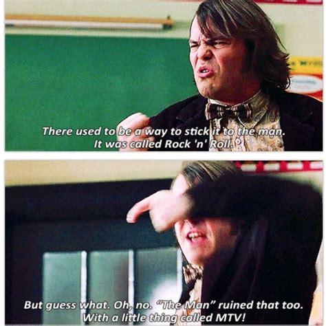 School Of Rock Meme - school of rock quotes pinterest stick it mtv and