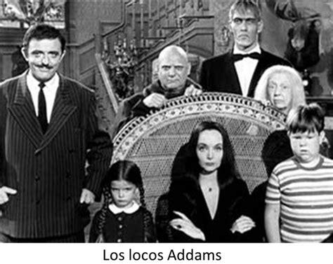imagenes de la familia los locos addams muri 243 pericles el de los locos adams taringa