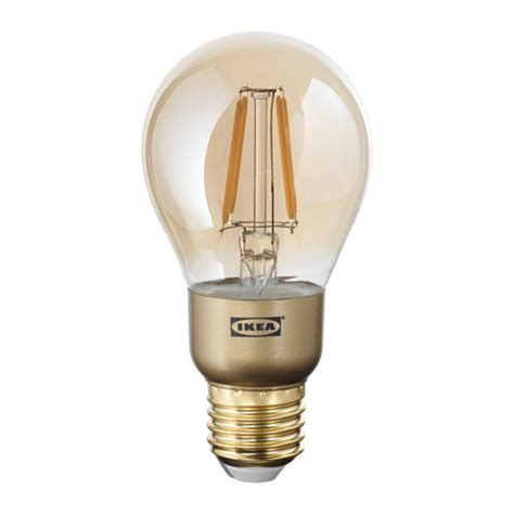 Ikea Light Bulbs Led Lunnom Led Bulb E26 400 Lumen Ikea