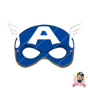 captain america mask wings template pictures to pin on