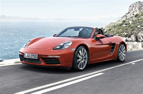 porsche boxster 2016 2016 porsche 718 boxster on sale in australia from