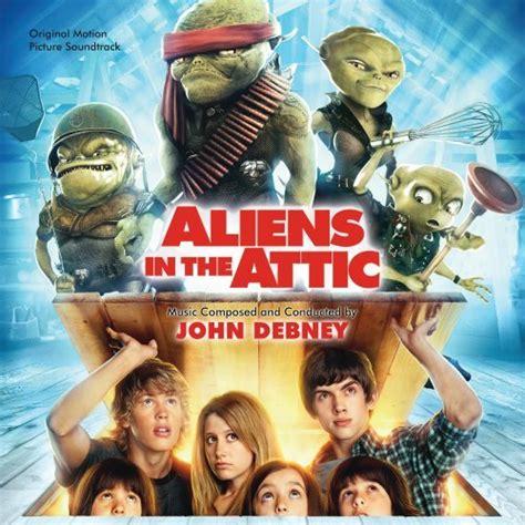 alieni in soffitta ita aliens in the attic debney uk