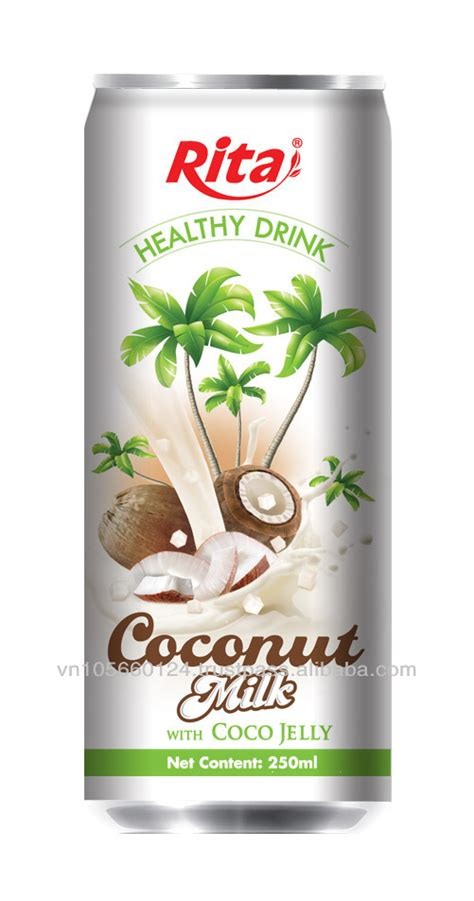 Canned Coconut Milk Shelf canned coco jelly coconut milk products canned