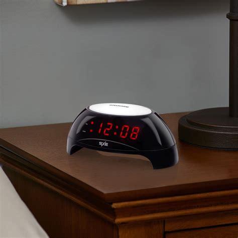 light simulator alarm clock sxe simulator light alarm clock sxe85000