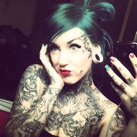 tumblr tattoo girls with new tattoos