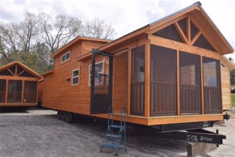 Small Homes For Sale Ta Ruth S 399 Sq Ft Park Model Tiny House For Sale Nc