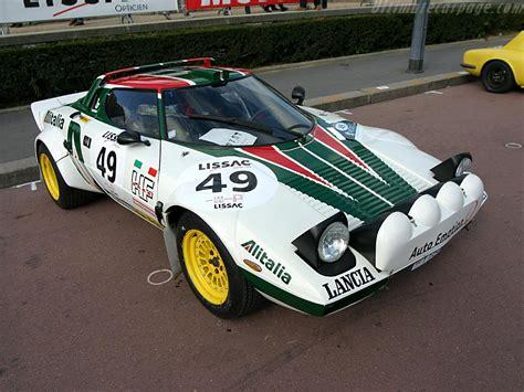 Lancia Delta Stratos Lancia Stratos Hf 4 High Resolution Image 1 Of 12