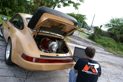 electric porsche conversion daily turismo 356hp electric conversion 1978 porsche 911sc