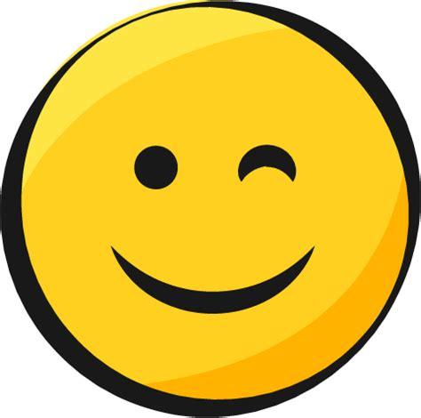 Blink Blink 4 smiley jaune emoji yellow clin oeil blink blinking image animated gif