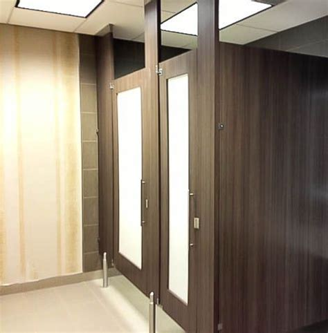 bathroom partition panels ironwood manufacturing door lite toilet partition with