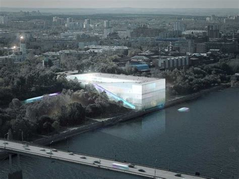 design museum competition winners perm museum architecture competition russia design
