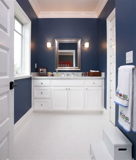 blue and white bathroom ideas 23 kids bathroom design ideas to brighten up your home