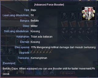 membuat game rf online cara membuat aiming booster level 55 di rf online