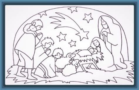 imagenes del nacimiento de jesus para pintar encuentra los mejores dibujos nacimiento del ni 241 o jesus