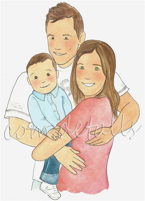 imagenes sobre la familia en caricatura eva torguet com detalls una familia estrella dibujos