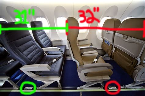 reader mail quot what is seat pitch quot flying with fish