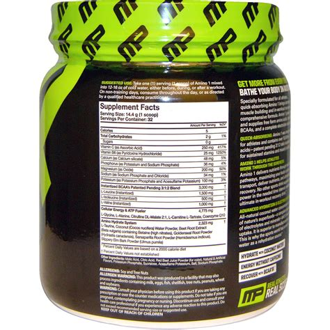 amino 1 hydration and recovery review pharm amino 1 advanced hydration electrolyte