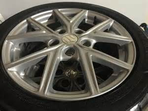 Suzuki Sport Tyres Wheel Tyre Sets Suzuki Sport Original Wheels