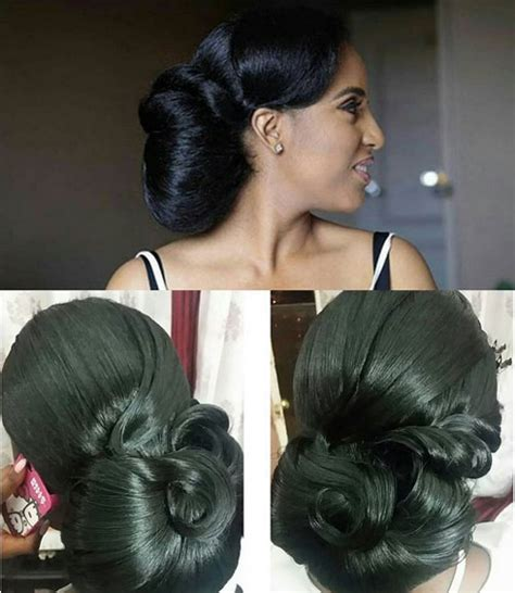 Wedding Hairstyles For Black Hair 2016 by American Bridal Hairstyles Hair Hairstyles