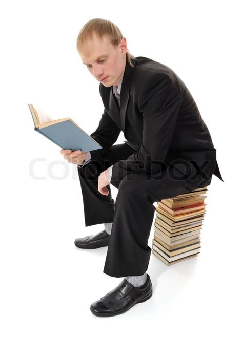 of the person books reading book stock photo colourbox