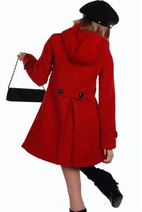 Mantel Tailliert Damen by Laeticia Dreams Damen Mantel Mit Kapuze Jacke Xs S M L Xl