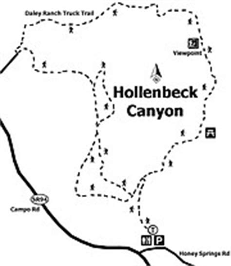 hiking the hollenbeck canyon loop   san diego reader