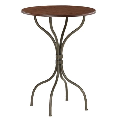 Pub Table Base by County Ironworks Cedarvale Bar Table Base 904192