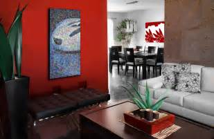 livingroom wall decor 45 home interior design with red decorating inspiration freshnist