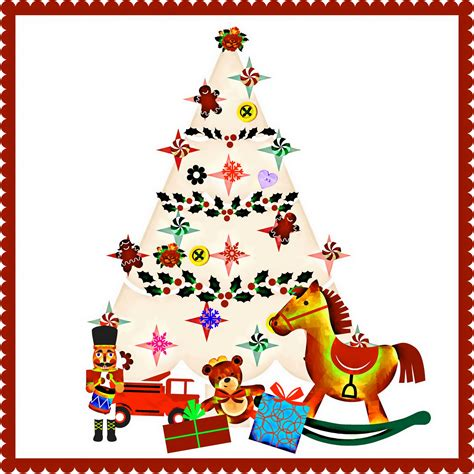 toys and christmas tree free stock photo public domain