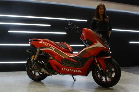 Barang Modifikasi Motor by Modifikasi Resmi Honda Pcx 2018 Ternyata Gunakan Barang Kw