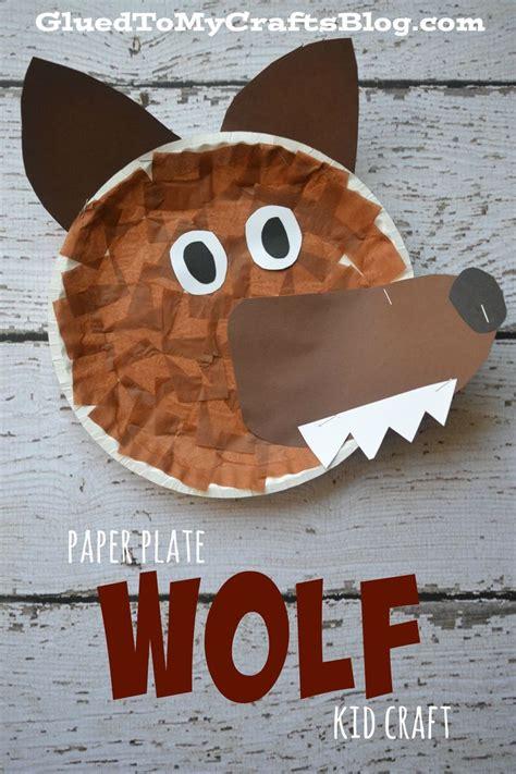 best 20 wolf craft ideas on pinterest gingerbread man