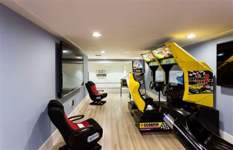 Awesome Game Room Designs - indulge your playful spirit with these game room ideas