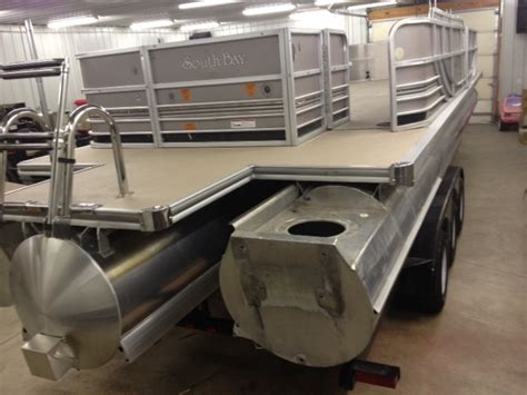 boat rub rail ideas project twin rev pontoon forum gt get help with your