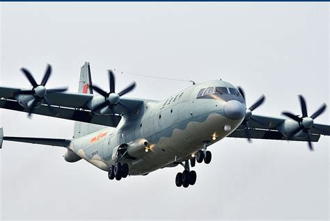 military transport chinese yun 9 y 9 military transport aircraft