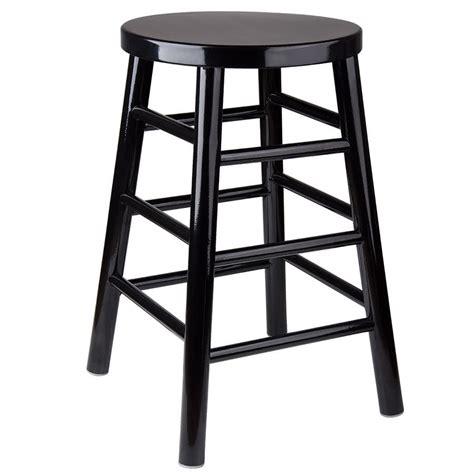 Black Metal Bar Stool Lancaster Table Seating 24 Quot Black Metal Woodgrain Counter Height Stool