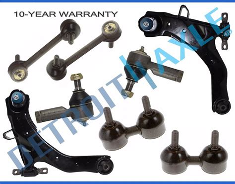 hyundai elantra rear suspension brand new 8pc front and rear suspension kit for hyundai