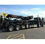 Large Heavy Duty Tow Truck  Trucks Pinterest