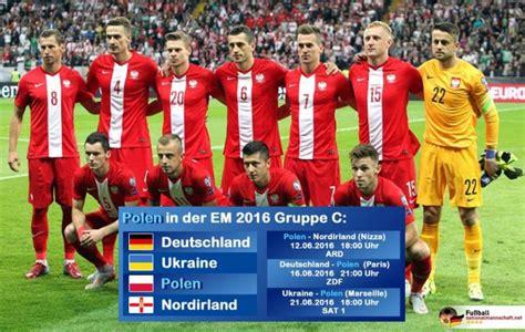 wann spielt deutschland gegen polen fu 223 heute am sonntag 12 06 em ergebnisse em 2016