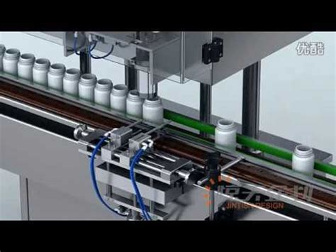 automatic counting and bottles line,capsule counting