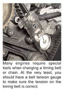 Mitsubishi Colt Timing Belt Or Chain Timing Chains Gears Engine Builder Magazine