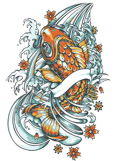 koi tattoo designs free japanese koi fish tattoos