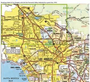 san fernando valley california map san fernando valley zip code list hiinter1f
