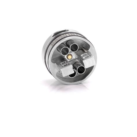 Center Pin Silver For Rda Mage Coilart Authentic Coil Clone authentic geekvape tsunami 24 rda silver glass window w